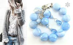 Dla koneserów mam propozycję błękitnego 💎 kompletu biżuterii z dużymi agatami szlifowanymi, kryształkami i słonikiem 🐘 na szczęście. Biżuteria gratis ozdobnie zapakowana 🎅Wiele innych ciekawych prezentów znajdziecie 🛒 https://ecobizuteria.pl #agat #agatbłękitny #biżuteriaagat #bransoletkaagat #kolczykiagat #kompletbiżuteriiagat #ecobizuteriapl #święta #prezentbożenarodzenie #prezentpodchoinkę #prezenty #christmas #jewellery #bracelet #moda #fashion #gift #art #bizuteria #rękodzieło…