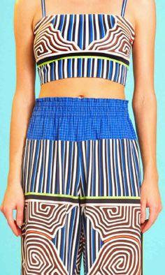 patternprints journal: PATTERNS AND PRINTS FROM PRE-SUMMER 2015 WOMAN FASHION COLLECTIONS / 10