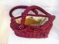 Preparando la temporada otoño  Podéis ver el bolso con detalles