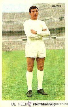 DE FELIPE (R. Madrid - 1970-71) Ed. Fher