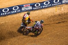 Justin Bogle race action shot