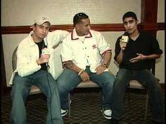 Daddy Yankee en Honduras 2003 - Entrevista Programa Reggaeton