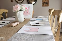 Bless'er House | A Ballerina Birthday Party on a Budget