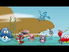 Παιδικό παραμύθι - Η Μελωδία του Βυθού - YouTube Digital Story, Baby Vest, Summer Crafts, Summer Activities, Primary School, Audio Books, Family Guy, Ocean, Greek