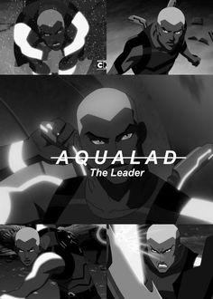 Aqualad - The Leader