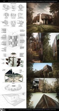 Galería de Primer Lugar Las Americas Virtual Design Studio 2013 / Argentina - 11