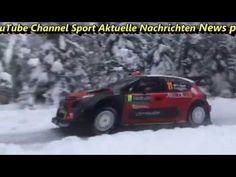Stage Hagfors1 - SS10 -  Rallye WRC - WRC Rallye Sweden -  Top speed - d...