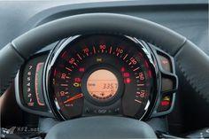 Peugeot 108 Tacho