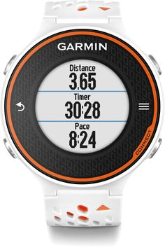 With a high-res color touchscreen, the Garmin Forerunner 620 GPS fitness monitor offers advanced features. #REIGifts