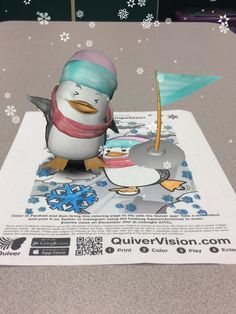 Schettone's class made penguins on Quiver! Christmas 2015, Christmas Colors, Christmas Ideas, Christmas Coloring Pages, Quiver, 2 Colours, Elementary Schools, Competition, Disney Characters