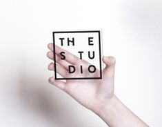 Branding for the new TV channel The Studio, a channel based on Contemporary Art and Design.