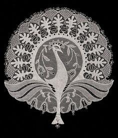 Halasi csipke - Hungary Bobbin lace from Hungary, Halas Hungarian Embroidery, Lace Embroidery, Embroidery Patterns, Antique Lace, Vintage Lace, Irish Crochet, Crochet Lace, Bobbin Lacemaking, Bobbin Lace Patterns