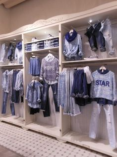 Denim Wall @ Stradivarius Cairo Festival City, Cairo, Egypt