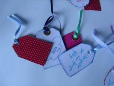 Tags, Patches, Personalized Items, Christmas Ornaments, Holiday Decor, Crafts, Diy, Business, Youtube