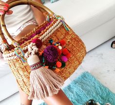Stylish Handbags, Boho Bags, Craft Bags, Basket Bag, Summer Bags, Unique Purses, Straw Bag, Bag Accessories, Weaving
