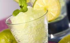 Perfect for a fancier-than-sorbet summertime dessert, this granita packs a little extra punch.