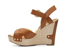 9aff4a376a487 Audrey Brooke Haleen Wedge Sandal Wedge Sandals