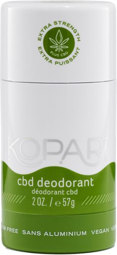 Kopari's CBD Deodorant is a clean, vegan, non-toxic deodorant that is extra strength and extra soothing. This aluminum and baking soda-free deodorant works with your body's natural functions to aid in odor reduction and help soothe irritation. #BakingPowderForCleaning What Is Baking Soda, Baking Soda For Skin, Baking Soda Beauty Uses, Baking Soda Health, Baking Soda On Carpet, Baking Soda Shampoo, Baking Soda Uses, Baking Powder For Cleaning, Baking Powder Uses