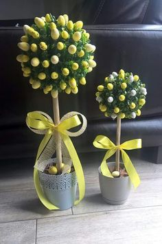 Easter Decorations - TOP 20 Interesting Ideas for Easter Decorations . Easter Decorations - TOP 20 Interesting Ideas for Easter Decorations Easter inspirations, Christmas decorations a. Easter Flower Arrangements, Easter Flowers, Floral Arrangements, Diy Osterschmuck, Easy Diy, Hoppy Easter, Easter Bunny, Easter Eggs, Easter Table Decorations