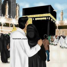 Muslim couples Couple Musulman, Cute Couple Art, Wedding Couple Cartoon, Love Cartoon Couple, Cute Muslim Couples, Cute Couples, Muslim Wedding Photos, Dc Superhero Girls Dolls, Muslim Couple Photography