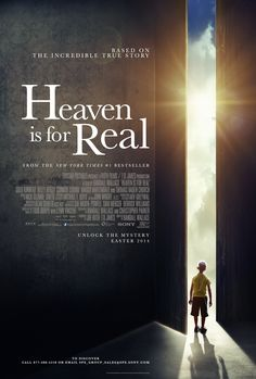 Have you had a chance to see Heaven is for Real? A movie based on an incredible true story that you won't want to miss. Head to the theaters to see it, but don't forget to save on movie tickets to theaters like AMC, Regal, Malco, and more with your Abenity Discount Program! http://www.abenity.com/celebrate/?p=9843