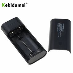 Consumer Electronics Active Mobile Power Case Box Usb 18650 Battery Cover Keychain For Iphone For Samsung Mp3 Drop Shipping