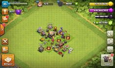 clash of clans mod hile apk