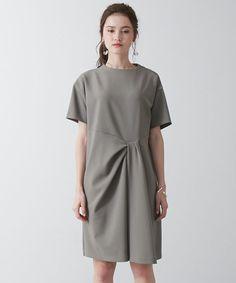 ダブルクロスクルーラーワンピース(ワンピース)|UNITED TOKYO(ユナイテッドトウキョウ)のファッション通販 - ZOZOTOWN
