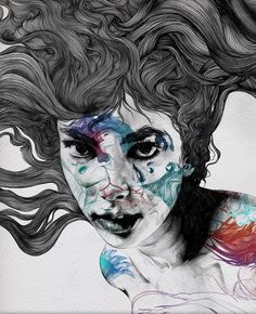 The beautiful illustrations of Gabriel Moreno