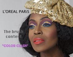 The brush contest | vote Best make up artist | VOTE FOR CATE P