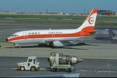 Photo of SWL Boeing 737-200 (JA-8492) ✈ FlightAware