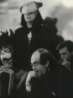 Stanley kubrick Eyes Wide Shut (1999)