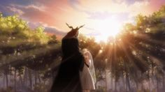 The Ancient Magus' Bride Elias Ainsworth, Chise Hatori, Yume, The Ancient Magus Bride, Latest Anime, Couple Illustration, Anime Screenshots, Anime Films, Manga
