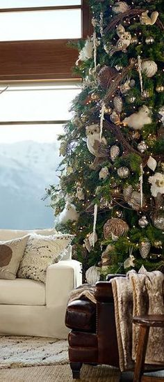 Rustic Christmas #Christmas Decor| http://christmas-decor-styles.kira.lemoncoin.org