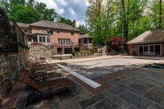 7020 Natelli Woods Ln, Bethesda, MD 20817 | MLS #MC8625554 | 2+ acres | 8,259 sf | 5 bed | 4 full 2 half bath | built 1988 | pool/guest house | $2,649,000.