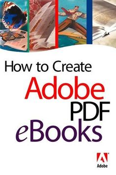 Creating Adobe ebook