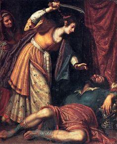 Judith and Holofernes by Bartolomeo Salvestrini