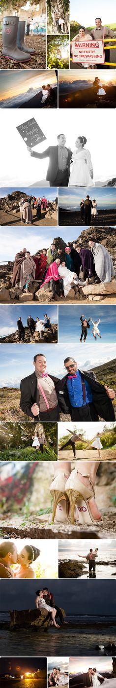 Blog-Collage-Haleakala-Bride,Hawaii Weddings by Tori Rogers www.hawaiianweddings.net