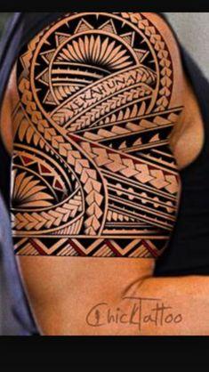 Maouri Half Sleeve