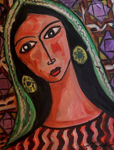 Original Women Painting by Said Elatab Realistic Oil Painting, Woman Painting, Artist Painting, Art Paintings, Middle Eastern Art, Thing 1, Arabic Art, Abstract Expressionism Art, Selling Art