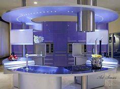 Round kitchen