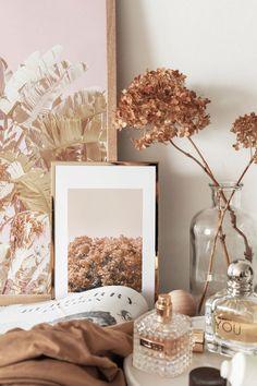 Aesthetic Room Decor, Beige Aesthetic, Aesthetic Pastel Wallpaper, Aesthetic Wallpapers, Beige Wallpaper, Vanity Decor, Photo Wall Collage, My New Room, New Wall