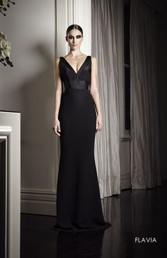 Flavia Gown - Alex Perry
