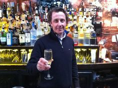 Fernando Dallorso  Puck Fair    Ginger Fizz    BULLDOG Gin  Ginger Liqueur  Prosecco  Candied Ginger Garnish    Fernando loves BULLDOG because it complements the strong ginger flavour of this French 75-eque cocktail. Cheers!