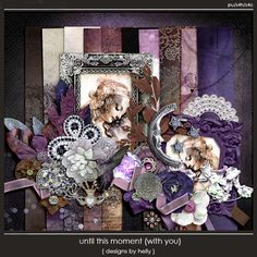 Until This Moment(With You) :: Full & Mini Kits :: Memory Scraps