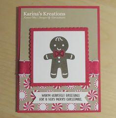 Karina's Kreations: Cookie Cutter Christmas Sneak Peak!