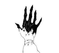 Imagen de manga, hand, and monochrome Dark Fantasy, Art Sketches, Art Drawings, Half Elf, Character Art, Character Design, Yennefer Of Vengerberg, The Ancient Magus Bride, Arte Obscura