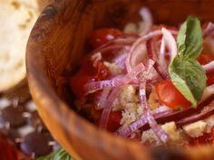 David Rocco's Panzanella Salad Recipe