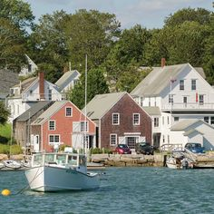 Water front property in North Haven, Maine  medomakcamp.com #maine #vacation #medomakcamp