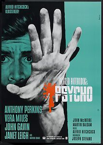 Psycho. That music and mother still creep me out!!  In case you didn't know, this story is based upon a true-incident. One of our earlier serial-killers, before they were given a title. His last name was Giens or something similar.